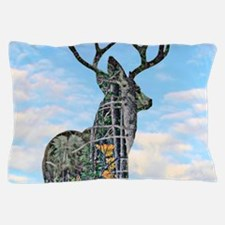 Forest buck merge Pillow Case