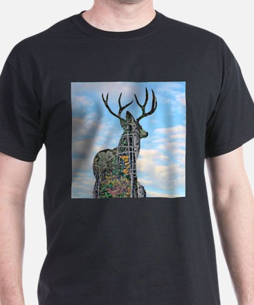 Forest buck merge T-Shirt