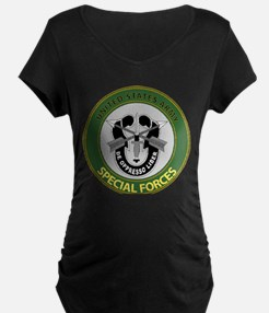 Us Army Special Forces Maternity T-Shirt