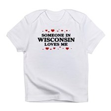 Cute Someone in england loves me Infant T-Shirt