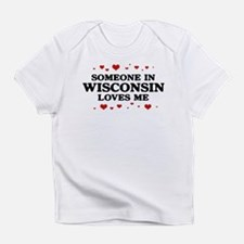 Cute World wide Infant T-Shirt