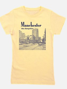 Manchester Girl's Tee