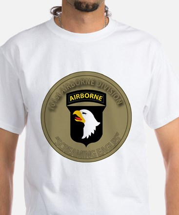 101st Airborne Screaming Eagles T-shirts T-Shirt