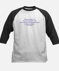 Saving One Life At a Time Tee