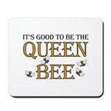 Queen bee Mouse Pads