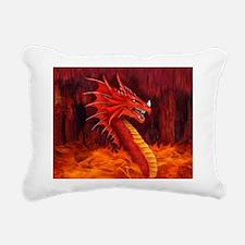 Dragon Terrifier Rectangular Canvas Pillow
