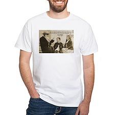Leo Tolstoy: God Quotes Shirt