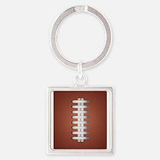 American Football Ball Keychains