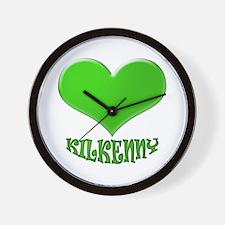 LOVE KILKENNY Wall Clock