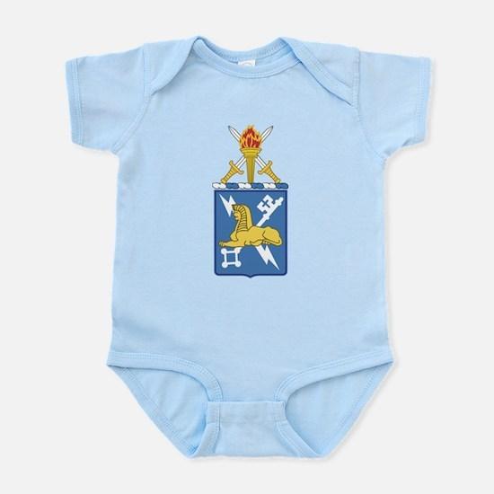 Us Army Military Intelligence Infant Bodysuit