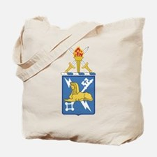 Us Army Military Intelligence Tote Bag