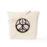 Jewish Peace Window Tote Bag