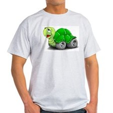 Ringer Turtle T-Shirt