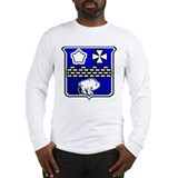 17th infantry Long Sleeve T-shirts