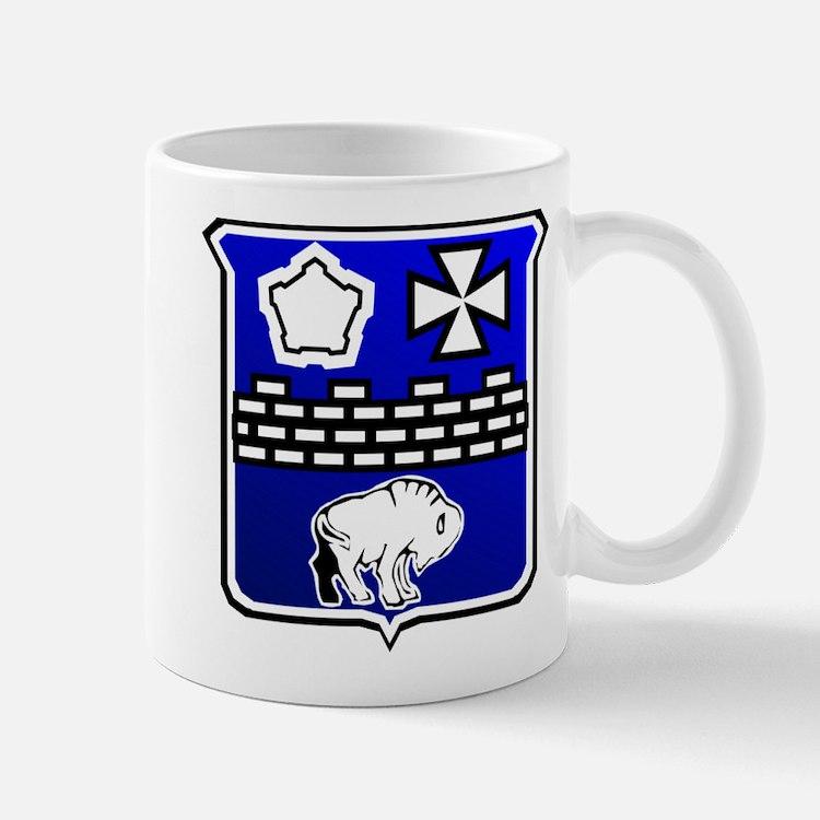 17th Infantry Regiment Emblem Mug