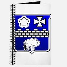 17th Infantry Regiment Emblem Journal
