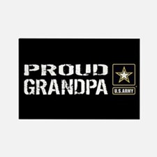 U.S. Army: Proud Grandp Rectangle Magnet (10 pack)