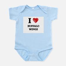 I love Buffalo Wings Body Suit