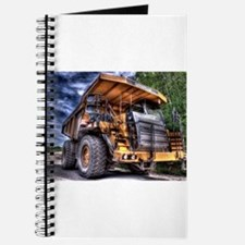 Caterpillar 777G Dump Journal