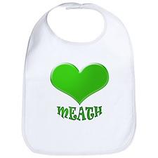 LOVE MEATH Bib