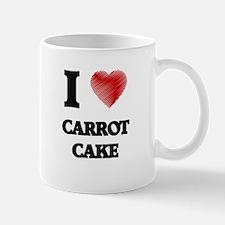 I love Carrot Cake Mugs