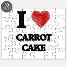 I love Carrot Cake Puzzle