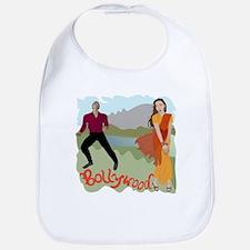 Singing Bollywood Bib