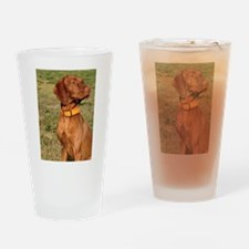 vizsla 2 Drinking Glass