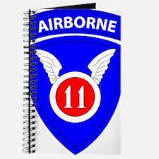 11th Airborne Division Emblem Journal