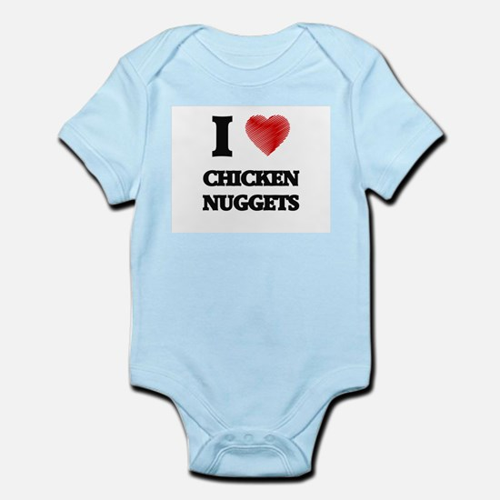 Nugget Gift Ideas Apparel: Chicken Nugget Baby Clothes & Gifts