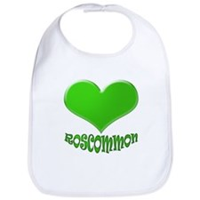 LOVE ROSCOMMON Bib