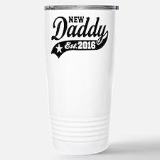 Cute New daddy Travel Mug
