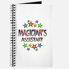Magician Assistant Journal
