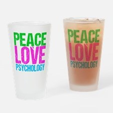 Cool Psychology Drinking Glass