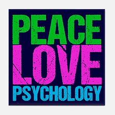 Cool Psychology Tile Coaster