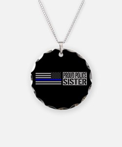 Police: Proud Sister (Black Necklace