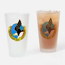 101st Airborne Division Drinking Glass