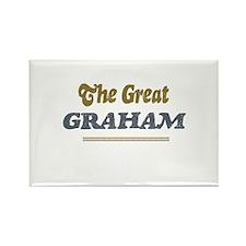 Graham Rectangle Magnet