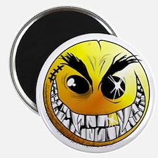Evil Smiley Magnet