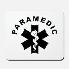 Paramedic Star Of Life Mousepad