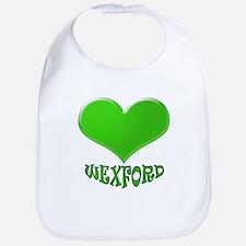 LOVE WEXFORD Bib
