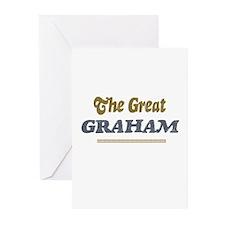 Graham  Greeting Cards (Pk of 10)