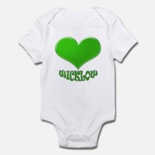 LOVE WICKLOW Infant Bodysuit