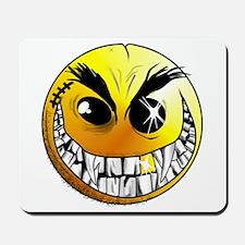 Evil Smiley Mousepad