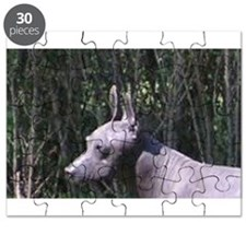 Xoloitzcuintli Puzzle