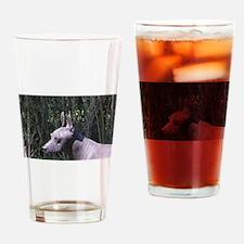 Xoloitzcuintli Drinking Glass
