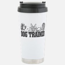 Cute Dog lovers Travel Mug