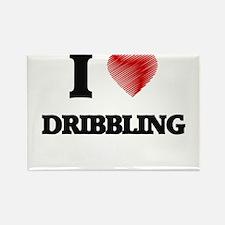 I love Dribbling Magnets