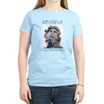 Odysseus Is My Homer-Boy Women's Light T-Shirt