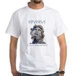 Odysseus Is My Homer-Boy White T-Shirt